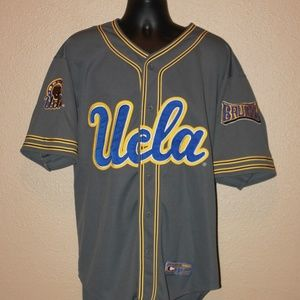 low priced dec8c d7f4d Colosseum UCLA Bruins Stitched Baseball Jersey